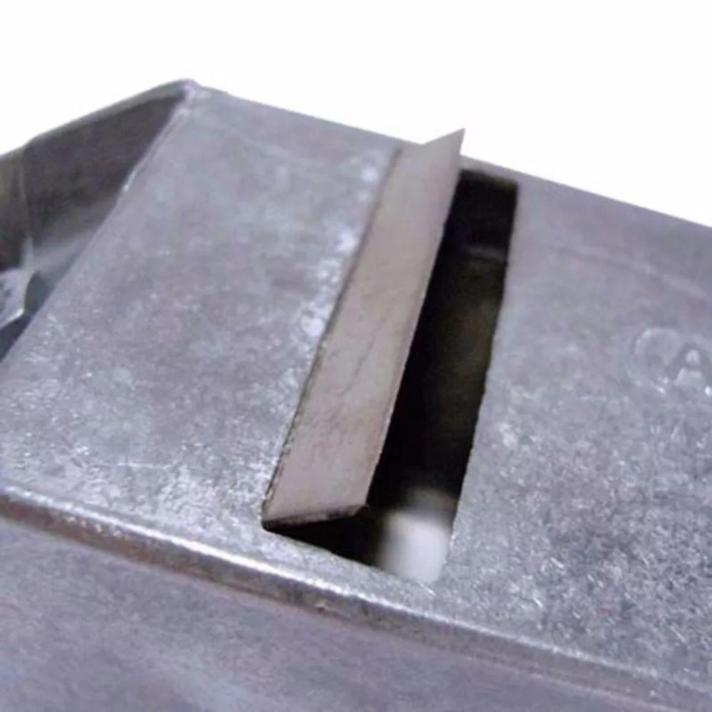 Raspador De Gelo Manual Em Alumínio