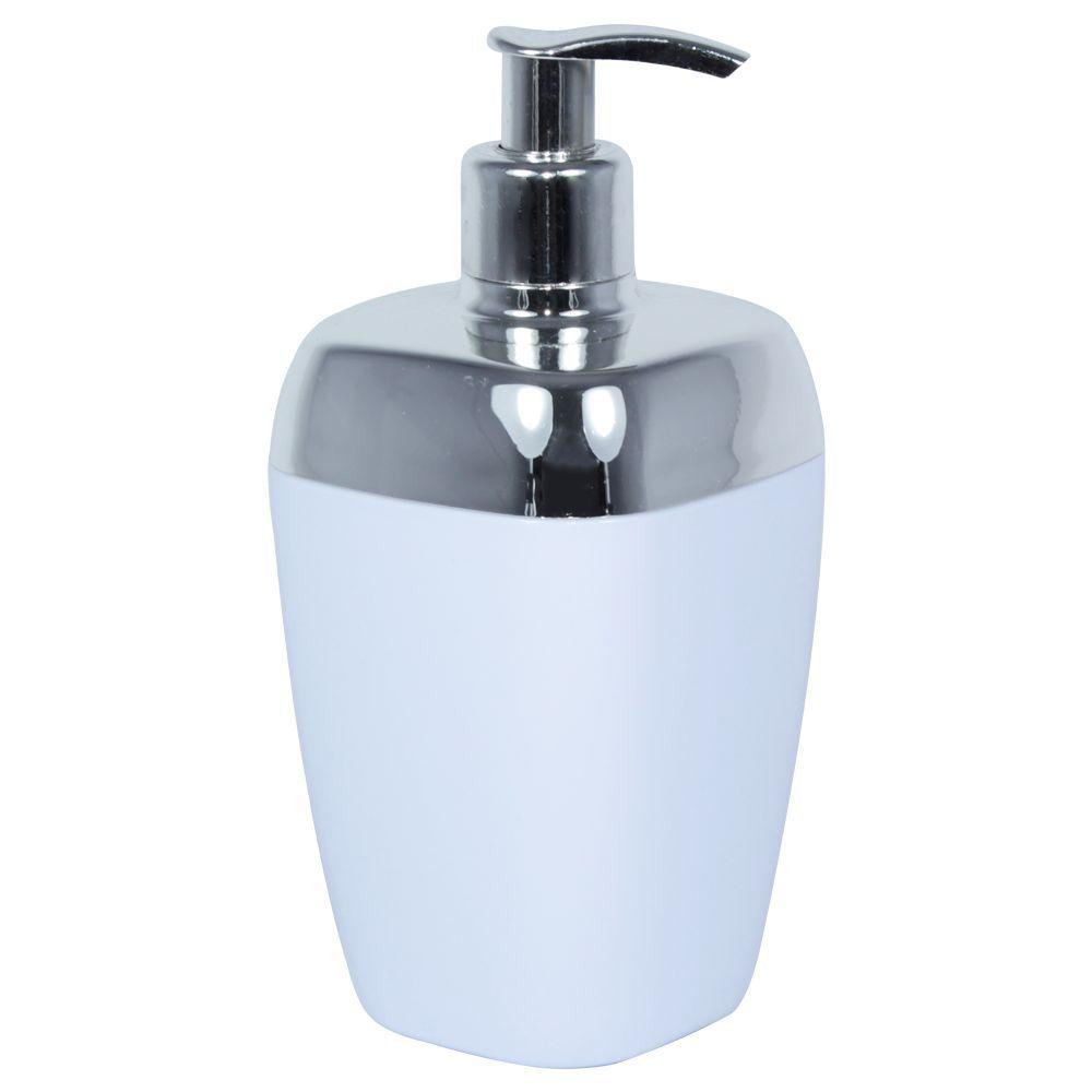 Porta Sabonete Líquido Saboneteira Banheiro Lavabo