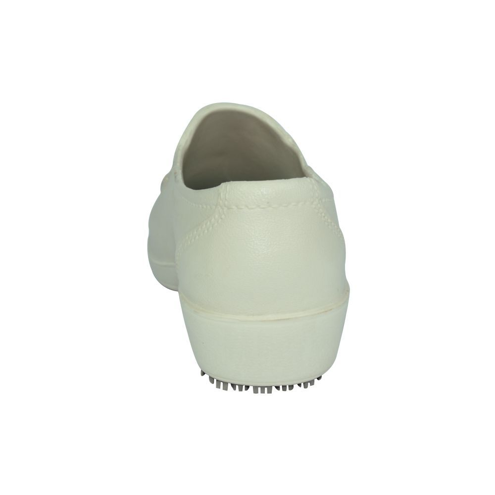 Sapato Enfermagem Medicina Feminino Lady Works - Bege