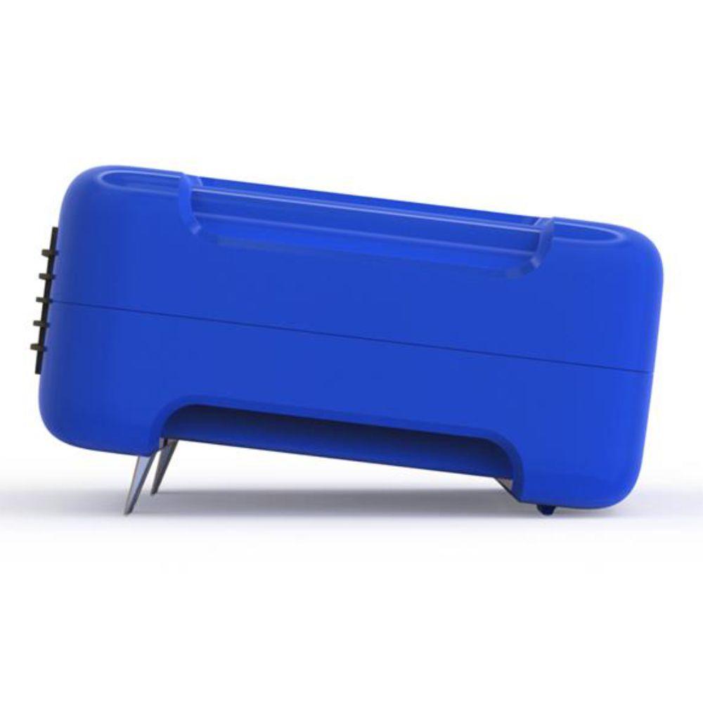 Secadora de Roupas Compacta e Portátil 3 em 1 - Azul