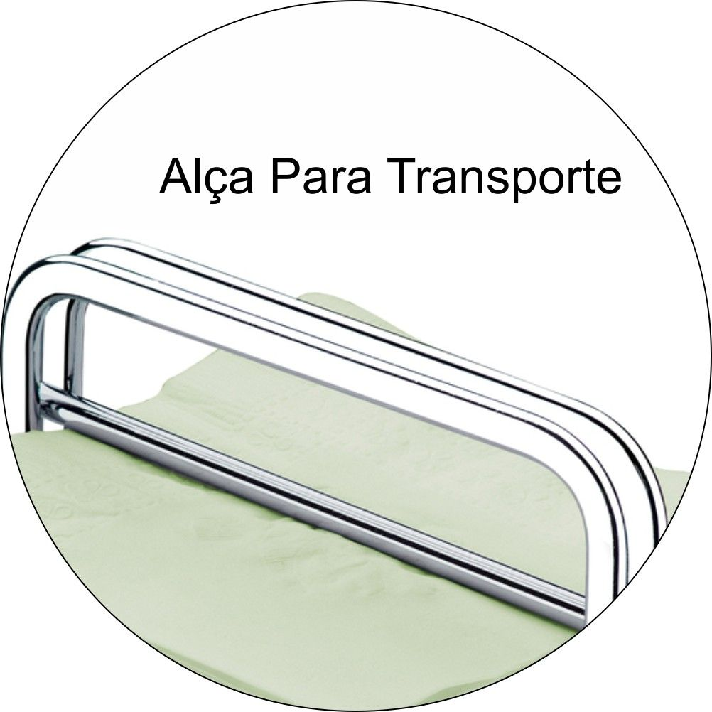 Suporte Porta Guardanapos Grandes - Cromado