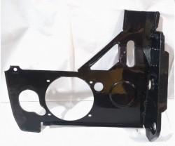Painel lateral radiador lado dir - Chevette 1985 a 1993