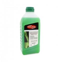 Aditivo radiador - diluido/cor verde -pronto para uso - 1 litro
