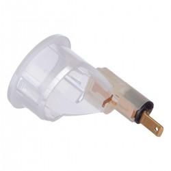 Anel refletor acendedor cigarros - Corsa 1994 a 2009