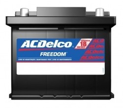 Bateria AcDelco 2011 a 2018 Amperes - Cobalt