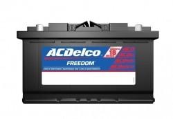 Bateria AcDelco 2008 a 2017 Amperes - Captiva