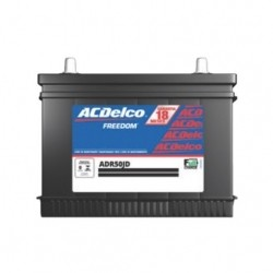 Bateria acdelco 2010 a 2016 amperes - Classic