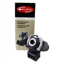 Bico injetor de combustivel veiculos mpfi 1.8 Gas/flex 8 valvulas - Corsa de 2006 a 2009