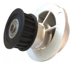 Bomba d'agua c/anel veiculos 1.0/1.4/1.6 8 VALvula gas/flex - Corsa de 1994 a 2012
