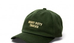 Bone Chevrolet Heavy Duty Trucks - Verde Militar