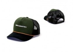 Bone Chevrolet Heavy Duty Trucks - Verde militar/Preto