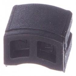 Bucha auxiliar da dobradica tampa traseira - S10 1997 a 2011