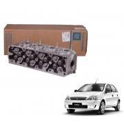 Cabecote do motor (Completo) 1.8 Flex - Corsa novo 2006 a 2009