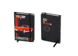Caderneta caderneta 1991 a 2016 folhas - Corvette