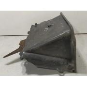 Caixa saida completa evaporador ar condicionado - D-20 1985 a 1996