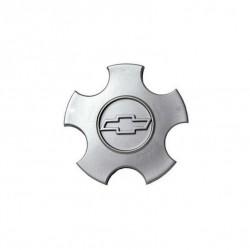Calota central da roda de aluminio aro 1999 a 2011 (5 furos) - Astra