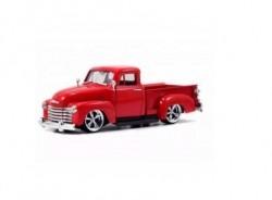 Carro Chevrolet Pick Up 1953 Just Truck 1:24 - Vermelho