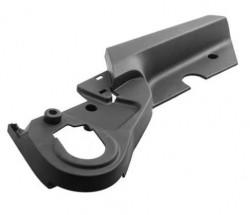 Cobertura externa inferior banco dianteiro lado motorista - Onix 2013 a 2019