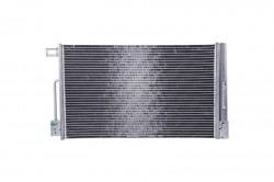 Condensador ar condicionado - Agile de 2010 a 2014
