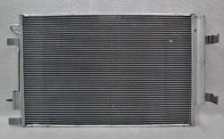 Condensador ar condicionado - Prisma novo 2013 a 2020