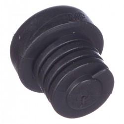 Coxim lateral tampa traseira porta malas - Astra de 1995 a 2011