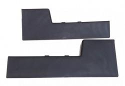 Defletor ar dianteiro lado motorista - Onix 2013 a 2019