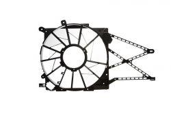 Defletor do radiador - Astra 1999 a 2008