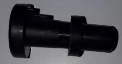 Dobradica tampa porta - Prisma 2007 a 2012