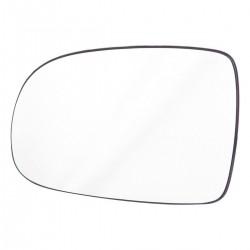 Vidro espelho do retrovisor lado motorista - Corsa novo 2003 a 2012