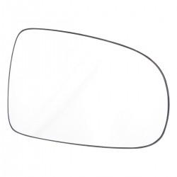 Vidro espelho do retrovisor lado passageiro - Corsa novo 2003 a 2012