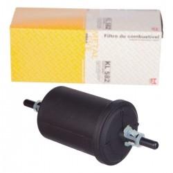 Filtro combustivel flex - Corsa de 2004 a 2012