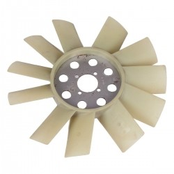 HElice ventoinha radiador (c/ a/c) - S10 4.3 V6 1996 a 2002