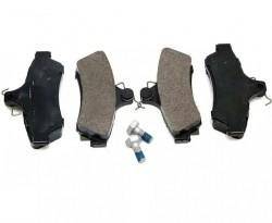 Jogo de pastilha freio traseira - Omega 1999 a 2006