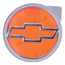 Emblema *bow tie* tampa traseira porta malas- Zafira 2001 a 2004