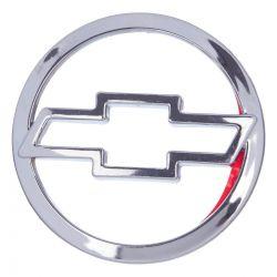 Emblema *bow tie* tampa traseira porta malas- Meriva 2003 a 2008