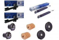 Kit amortecedor + batentes - Astra 1999 a 2011