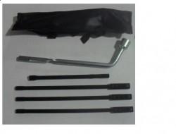 Kit ferramentas - S10 nova 2012 a 2017