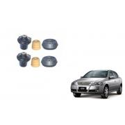Kit suspensao amortecedor dianteiro - Astra de 1999 a 2011