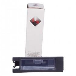 Lanterna de placa traseira - Agile de 2010 a 2014