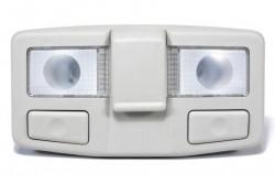 Lanterna interna diantera teto - S10 nova 2012 a 2017
