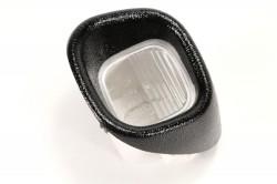 Lanterna placa lado motorista - Blazer 2001 a 2011