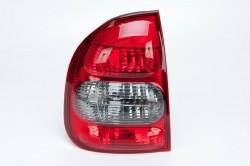 Lanterna traseira lado motorista - Corsa sedan 2000 a 2009
