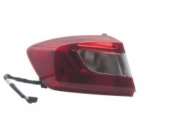 Lanterna traseira lado motorista - novo Cruze 2017 a 2021