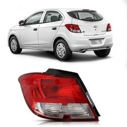 Lanterna traseira lado motorista - Onix 2013 a 2016