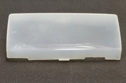Lente da lanterna do teto - S10 cabine simples 1995 Ate 2011