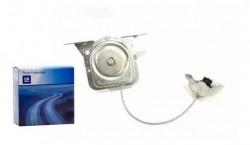 Levantador suporte estepe - S10 1997 a 2011