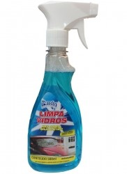 Limpa vidros - 500 Ml