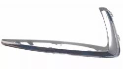 Moldura do farol de milha lado motorista - Cobalt 2016 a 2017