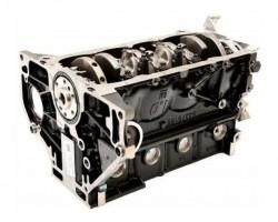 Motor parcial 1.0 - Onix 2017 a 2019