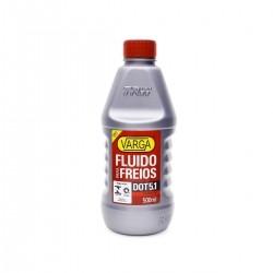 Oleo fluido de freio dot 5 500ml - Agile de 2011 a 2014